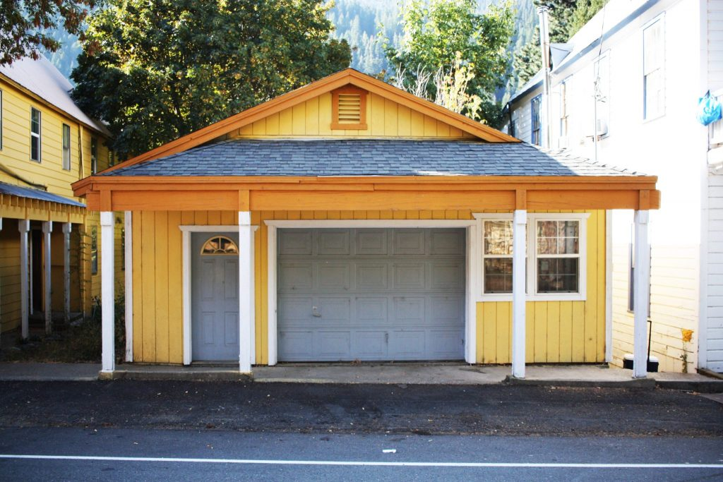 Converting a garage into livable space