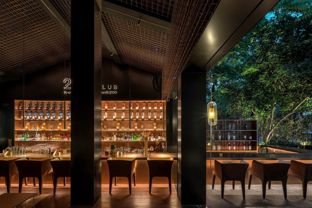 Top Restaurant & Bar Architectural Design Ideas